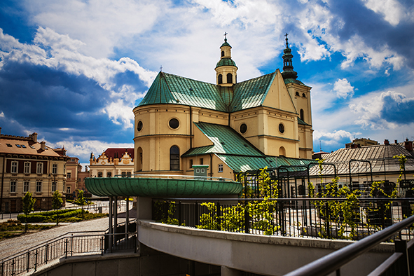 Basilica of the Assumption of the Blessed Virgin Mary in Rzeszow