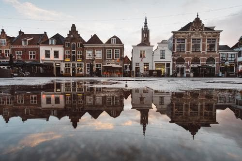 amsterdam_the_netherlands_-_buildings_reflected