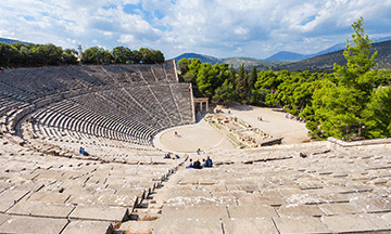 epidaurus-theater-greence