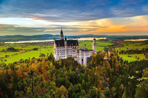 1 week in Germany | Neuschwanstein castle