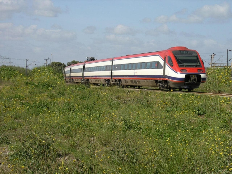 Alfa Pendular high-speed train