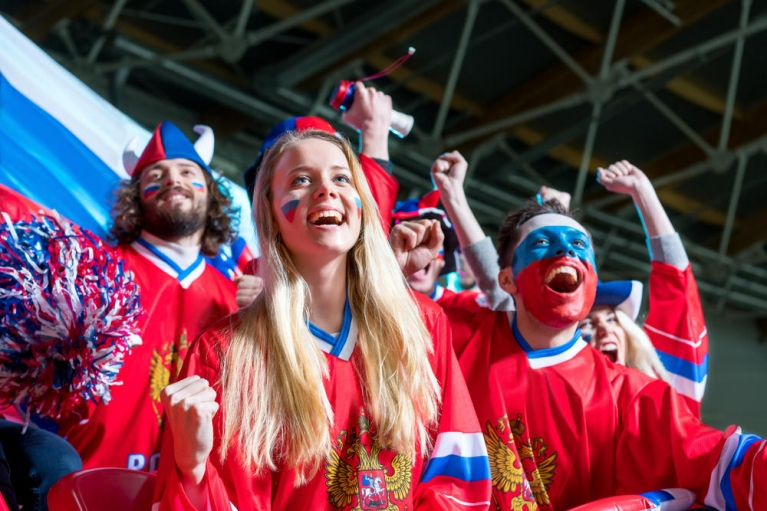 FIFA world Cup Russia 2018 football soccer fans