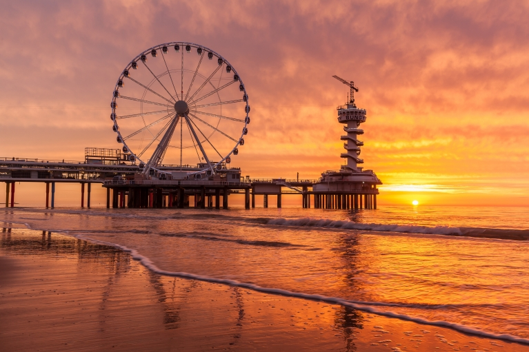 Scheveningen, the Netherlands