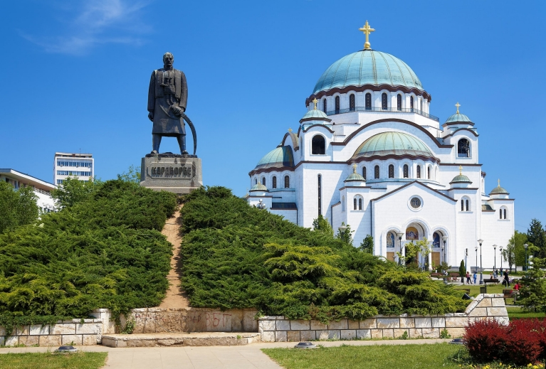 Cathedral of Saint Sava, Belgrade, Serbia