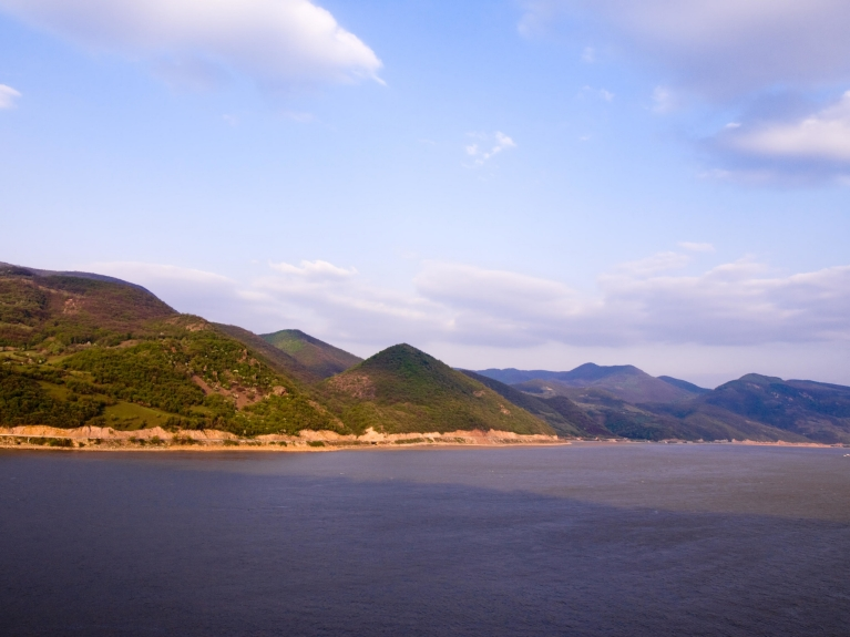 Djerdap National Park, Danube