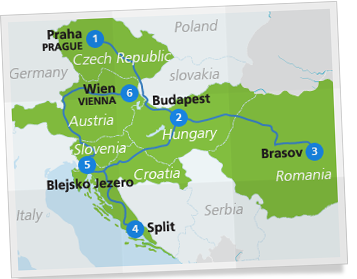 eastern europe itinerary eurail com