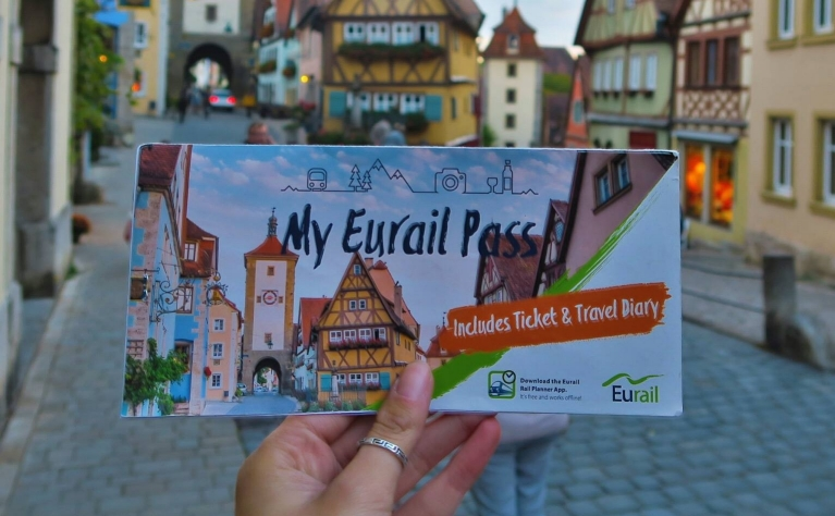 eurail pass cover  picture