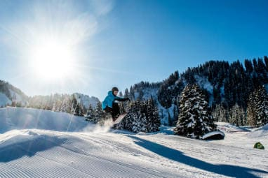 TOP 5 Europe Winter Destinations | Portes De Soleil ski resort in Switzerland