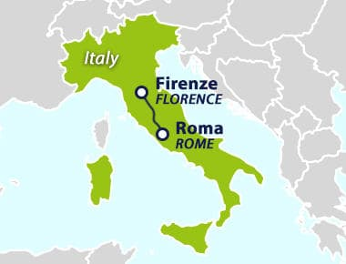 How to Get From Rome to Florence by Train | Rome to Florence ...