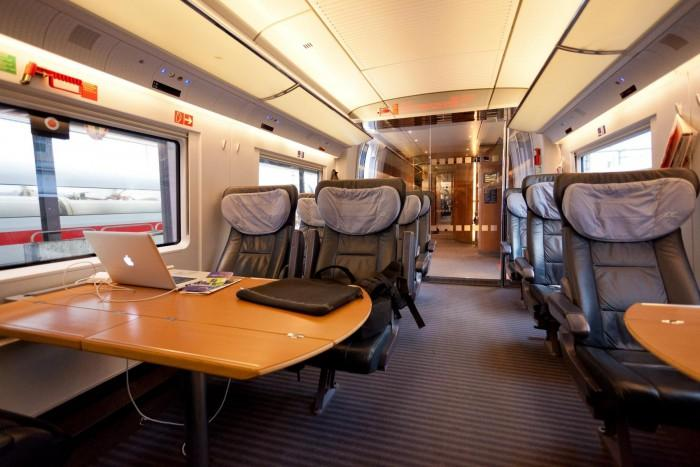 Outstanding Seat Types On European Trains Eurail Com Machost Co Dining Chair Design Ideas Machostcouk