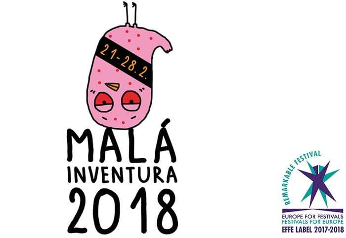 Events in the Czech Republic | Official poster of Mala inventura Festival