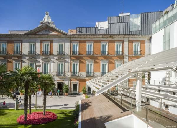 Museo Thyssen-Bornemisza benefit for Eurail travelers