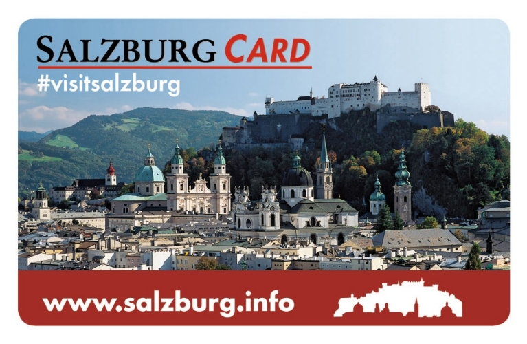The Salzburg Card