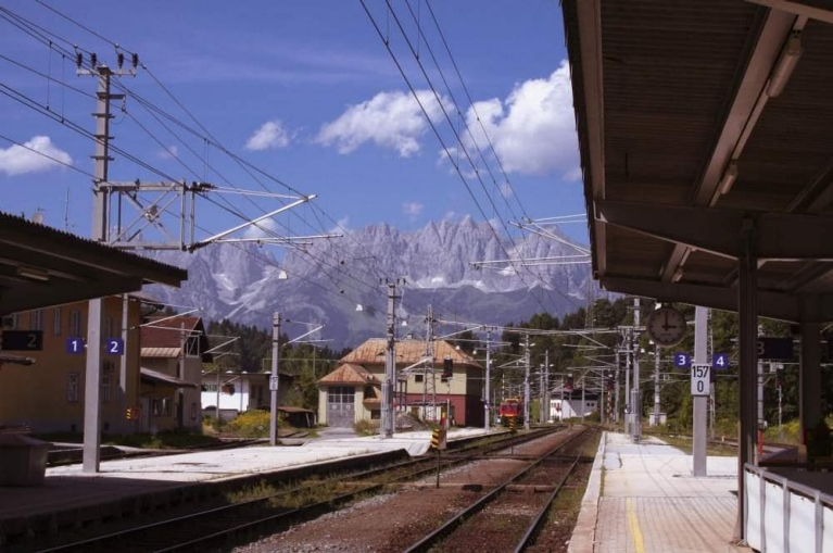 Austria By Train Austria Train Routes Eurailcom