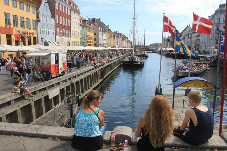 walking tour denmark