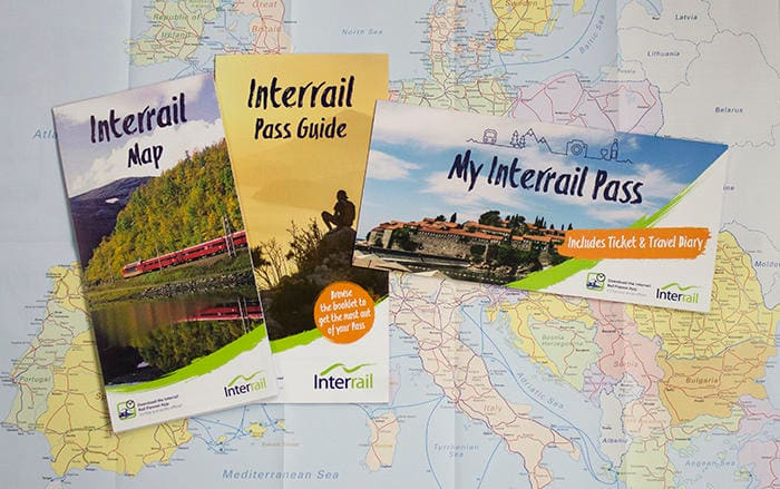 Eurail Pass: Unlimited travel across Europe