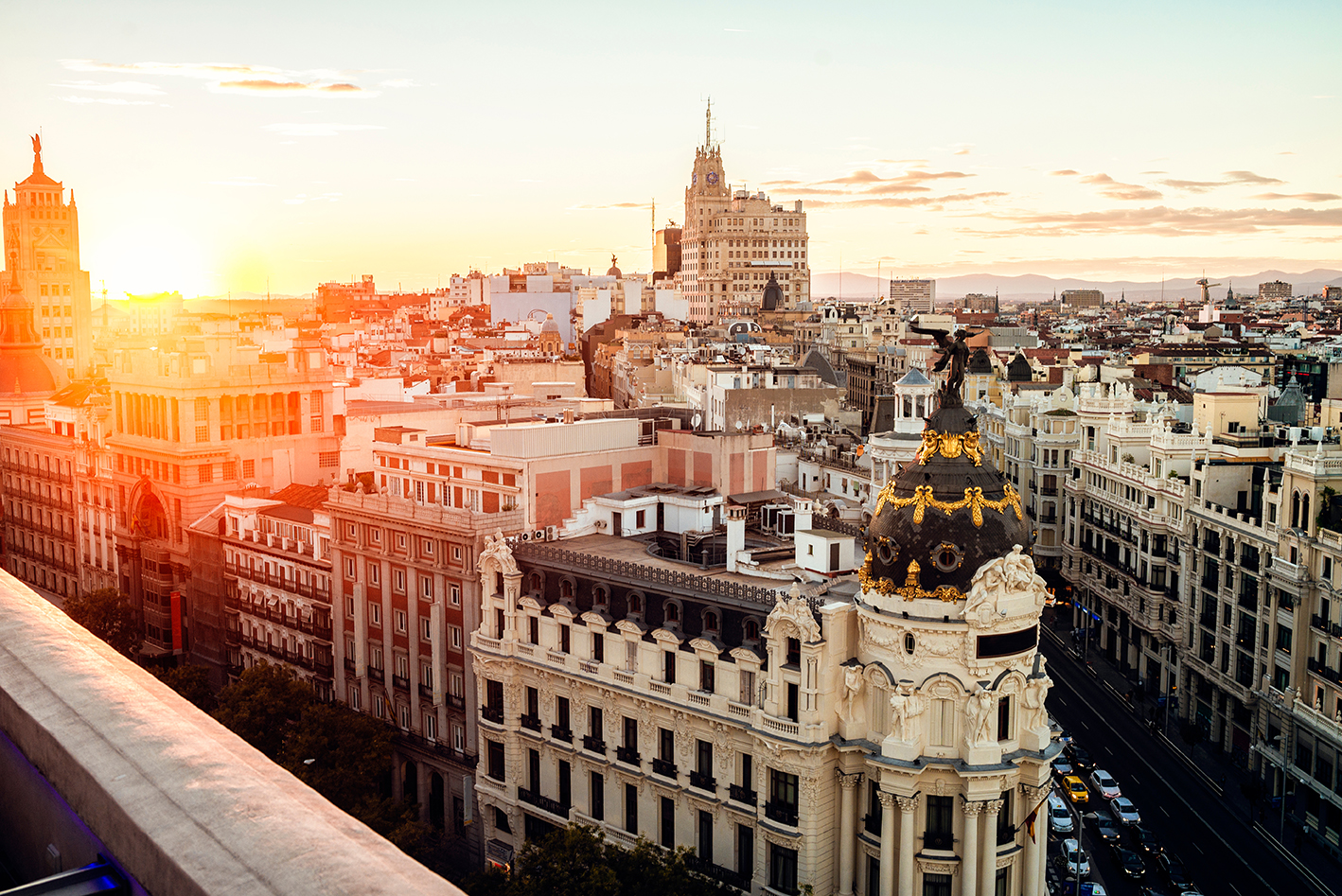 1 Month In Europe Madrid To Rome Itinerary