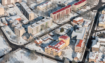 Valga from above