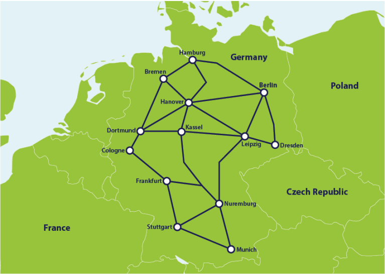 Germany By Train | Germany Train Routes | Eurail.com