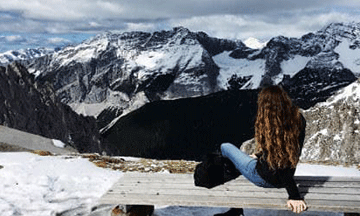 norkette-mountain-girl-enjoying-view