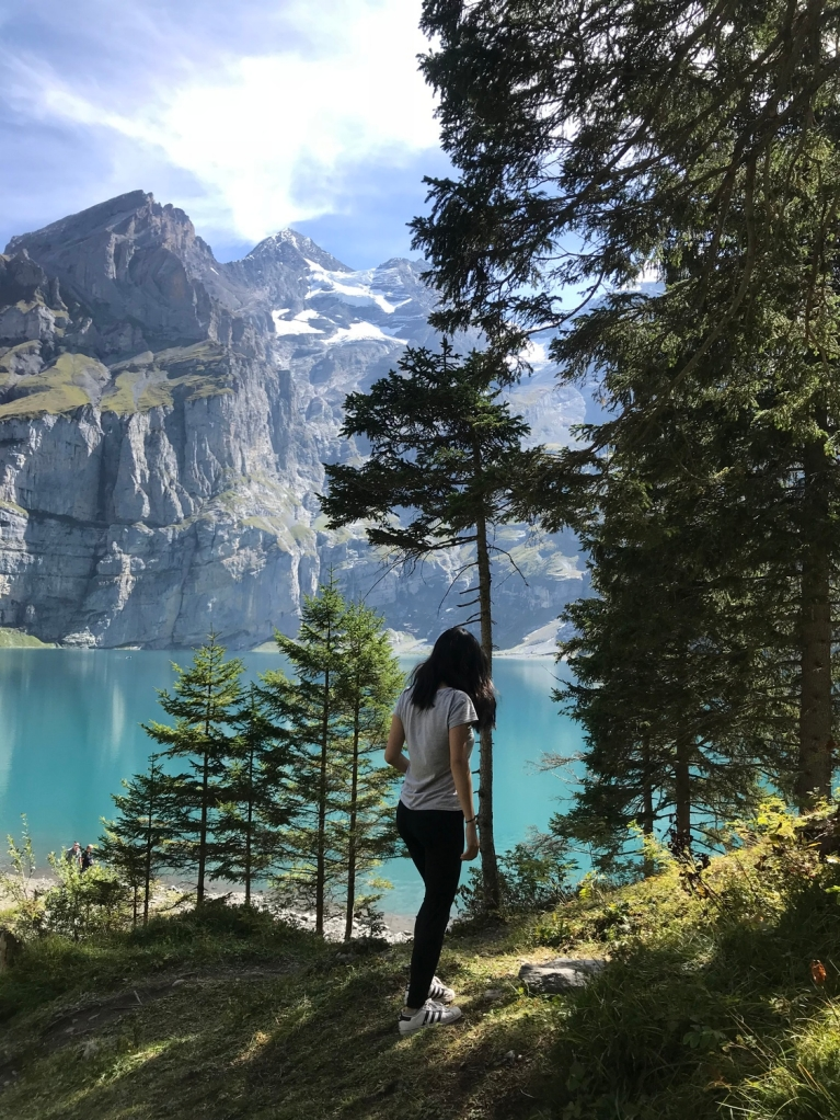 UGC-switzerland-oeschinen-lake